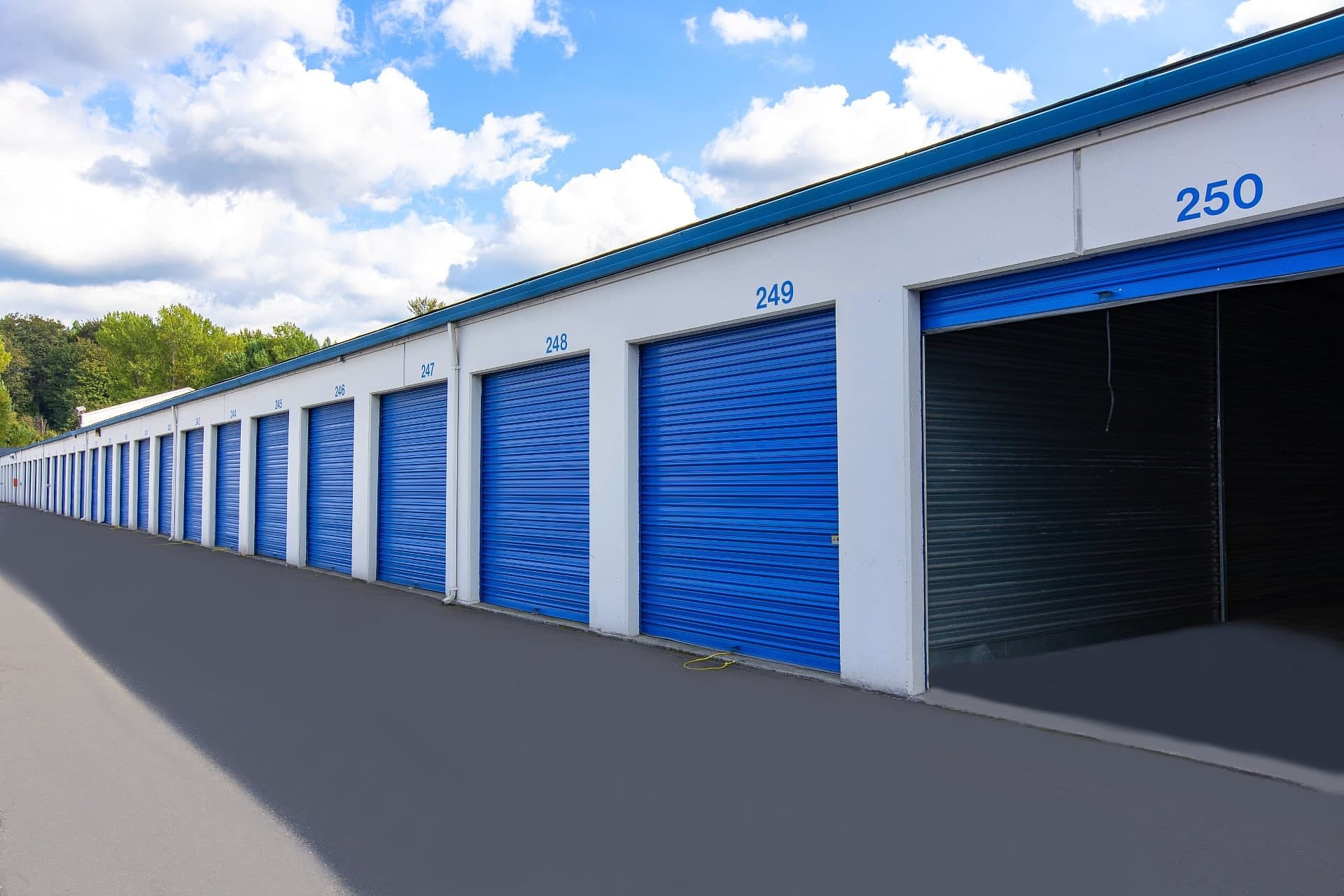 storage in kent commercial units