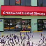 greenwood heated storage